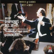 アーノンクール&ヨーロッパ室内O:Mozart Sym No.39