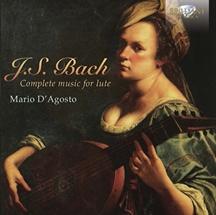 M.ダゴスト:Bach リュート曲集