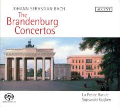 S.クイケン:Bach Brandenburg Con(2009)