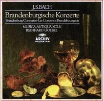 R.ゲーベル:Bach Brandenburg Con (1986)