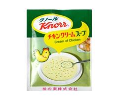 昭和:粉末スープ、つゆの素