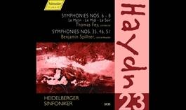 B.スピルナー:Haydn Sym No.35,46,51