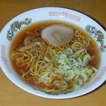 再現:昭和の食堂ラーメン