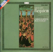C.ホグウッド:Mozart Requiem (更新)