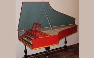 Lute harpsichordによるバッハ:リュート作品