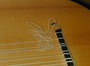 弦の切れ方