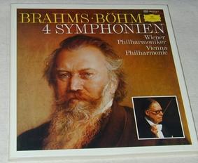 K.ベーム Brahms sym No.4 (更新)