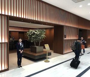 東京出張!新しくなった伊丹空港サクララウンジ