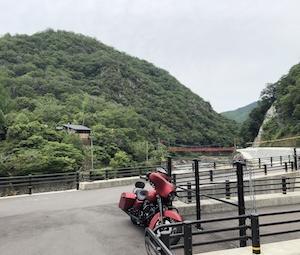 宝塚にある渓谷が美しい武田尾温泉・元湯