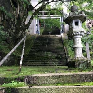 妙見山バイク寺ほんたき山のカフェへ