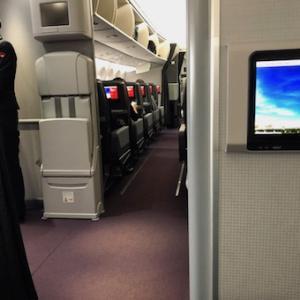 JALeポイントでクラスJ席へアップグレード