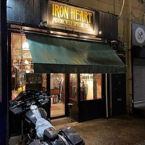 東大阪にIRON HEARTジーンズの直営店を発見!