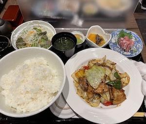 入国者2週間自主隔離・アパホテルの夕食