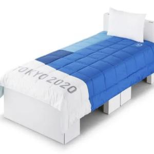 オリンピック選手村の寝具エアウィーヴ