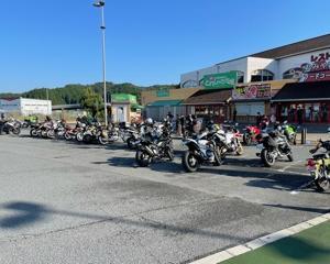 バイクの聖地・名阪国道・針テラス