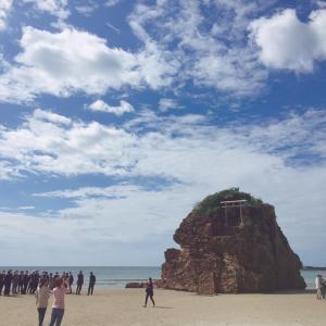 【動画あり】神々が集う出雲・稲佐の浜から感覚感情のダウンロード