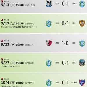 【J1・第20節_vsFC東京(H)】『五里霧中ワンカウント』×0-1