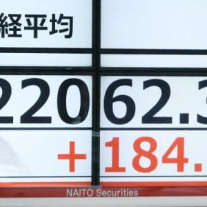 海外投資家が押し上げる日本株