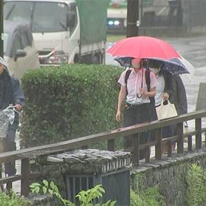 関東梅雨入り