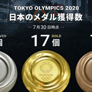 熱戦の東京五輪も折り返し