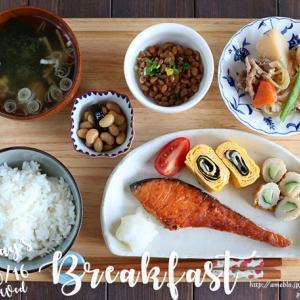 ニッポンの朝!焼き鮭定食&朝ラン5km
