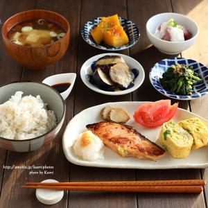 ていねい朝ごはん!10品の和定食