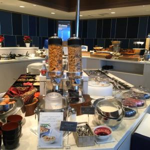 パレスホテル大宮の朝食ビュッフェ