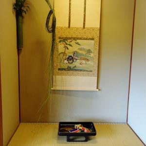 インドネシア王室ジョグジャカルタ野蚕糸の誂え着物の初下ろし!吉田山荘で誕生日のお祝いを