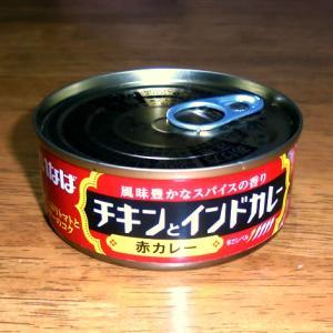 赤カレーとバターチキンカレー!