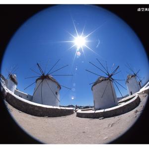 天と地の風車 〜旅の空〜