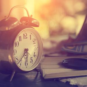 睡眠時間を確保したいなら、夜にアラームを2回鳴らしましょう。