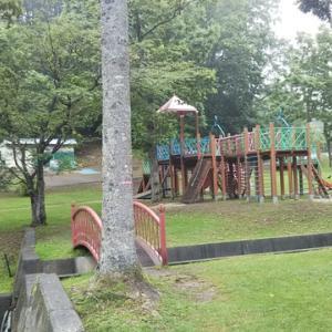 うらほろ森林公園キャンプ場バンガロー泊☆