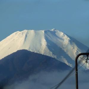 12月3日(火)ダイヤモンド富士-長慶寺上◯