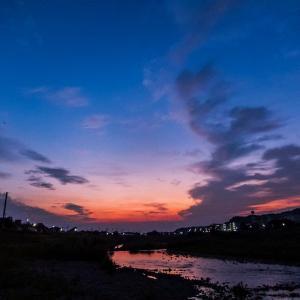 5月25日(火) 早朝散策-日の出を撮る!