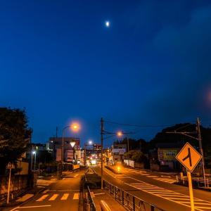 6月1日(火)朝焼け散歩