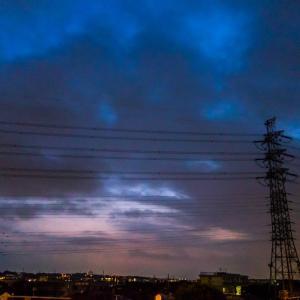 7月29日(木) 曇りで暗いけど、暗闇ウォーキング!+コロナ感染者数4,000人を超えてもオリンピック!?