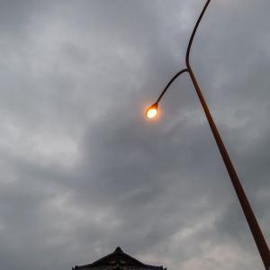 8月19日(月)曇り空だけど、歩くだけ・・