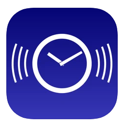 朝忙しいときに時計を見る時間がもったいない【時報アプリで解決】