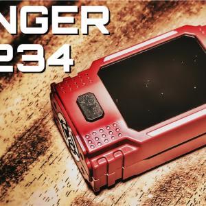 【HUGO VAPOR】RANGER GT234