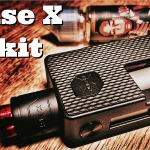【Vandy Vape】Pulse X Squonk kit
