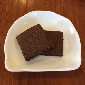 スパイス入りチョコモカクッキー
