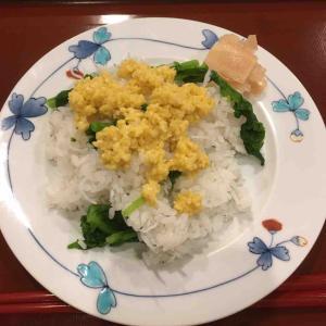 簡単でおいしい菜の花寿司