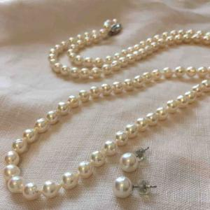 真珠の不思議