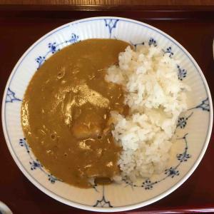 かぼちゃスープの展開カレー