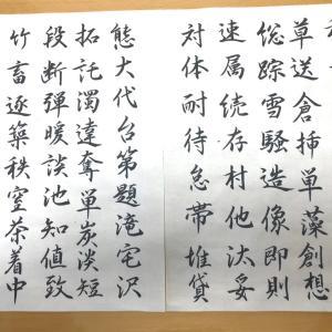 【毛筆1級】古典の人物を覚える  虞世南 孔子