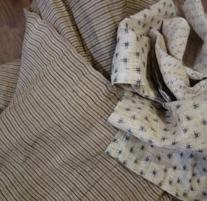 芭蕉布でブラウス&梅ジャム作り!