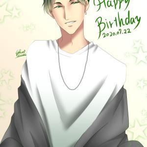 【BM】吉原君誕生日おめでとう!