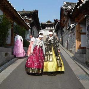 韓国ソウル旅⑤ 北村韓散策とチャンドックン