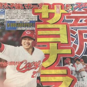 床田ナイスピッチングで3勝目~マツダスタジアム観戦記~