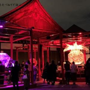 【京都市中京区】元離宮二条城 アートアクアリウム城~京都・金魚の舞~に行ってきました!